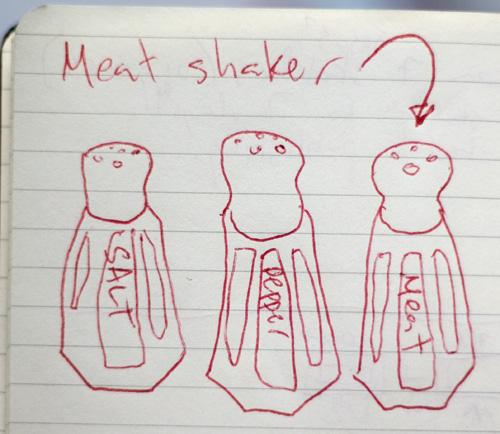 Meat Shaker